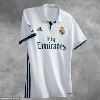 Real Madrid Home Jersey 2016/17 (AAA)