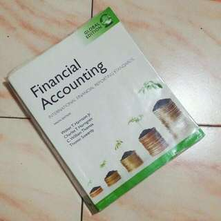 Financial Accounting textbook - FA 101 (RESERVED)