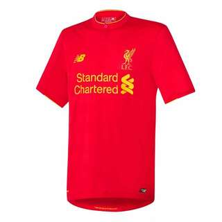 Liverpool Home Jersey 2016/17 (AAA)