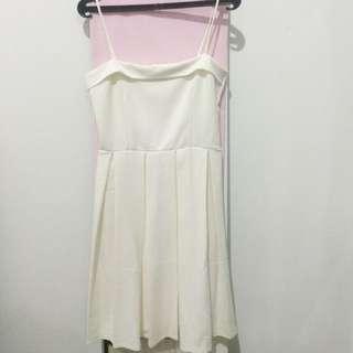 le bijou white dress