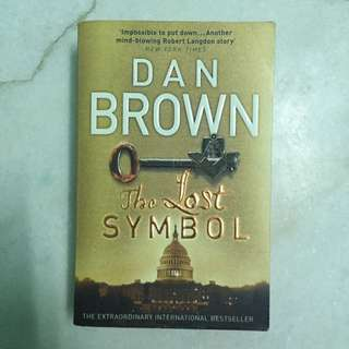 (Paperback) The Lost Symbol by Dan Brown