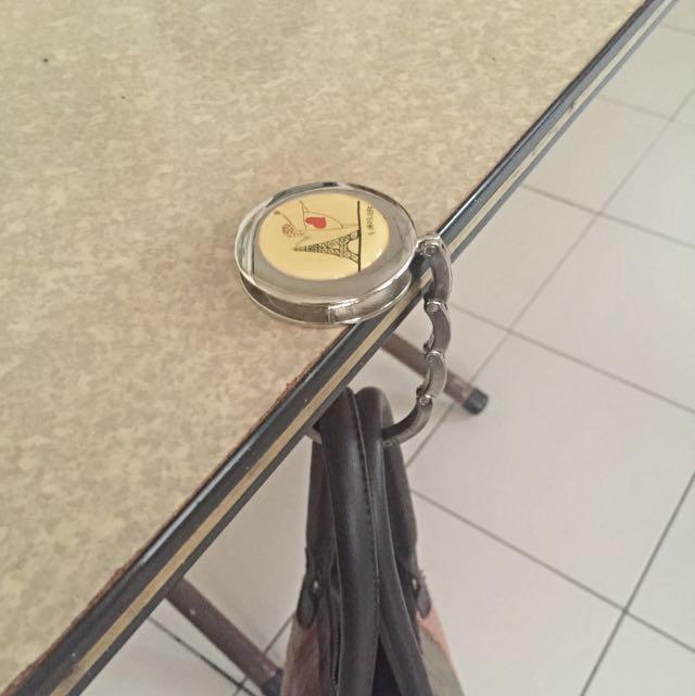 法國巴黎品牌 隨身包掛鉤