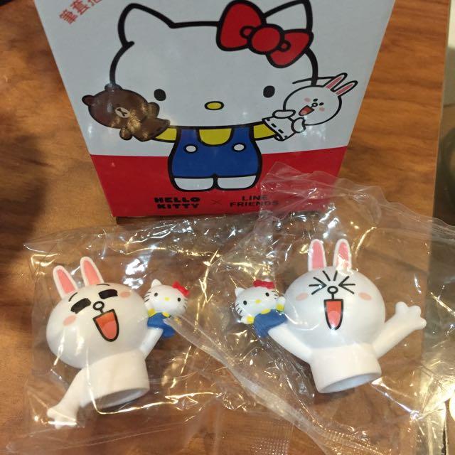 【交換】森永 巧克力球 Hello Kitty x Line