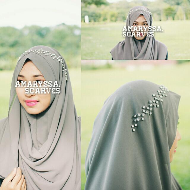 👑 Crown Instant Shawl 👑