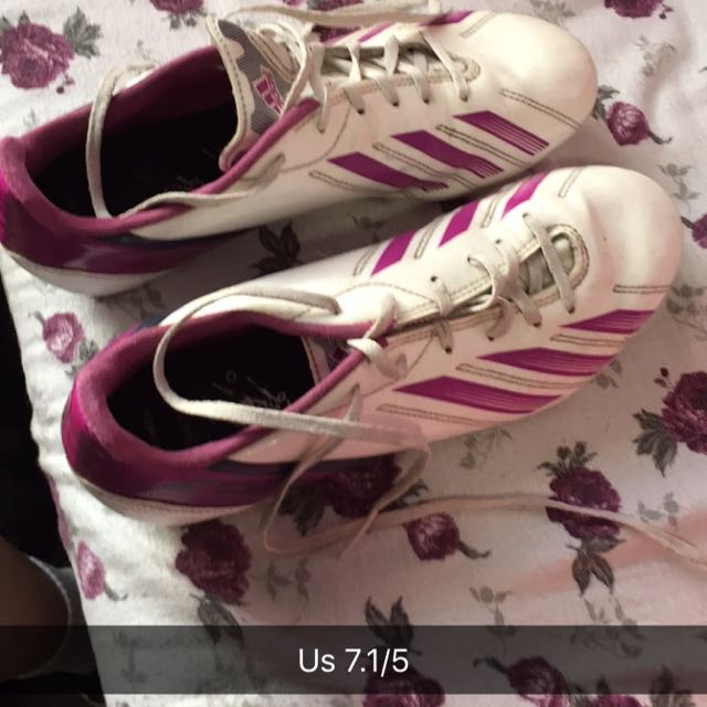 Adidas Boots Size 7.5