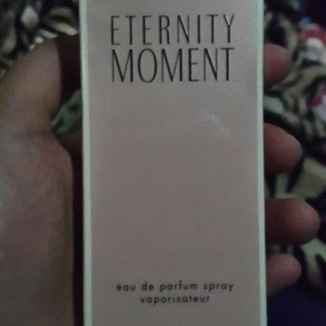 authentic eternity moment by calvin klein