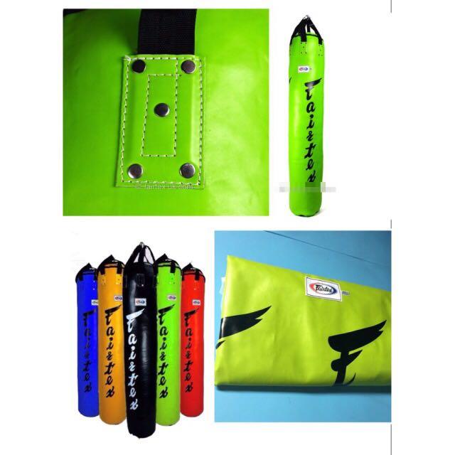 BNIP Fairtex Banana Heavy Bag HB6 (green)