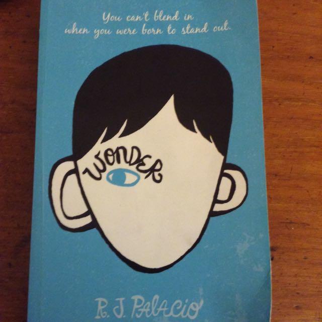 Book:wonder