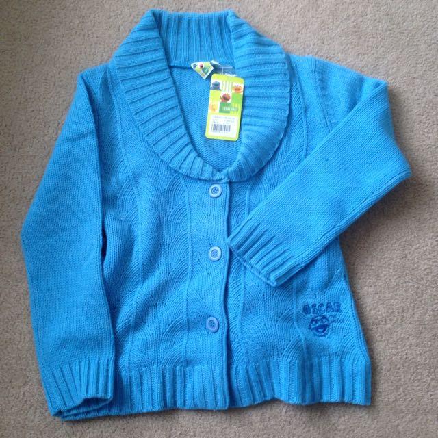 Brand New Knitter Cardigan
