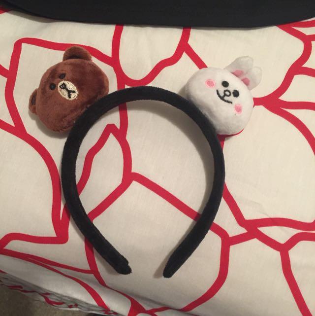 Brand New Line Headband