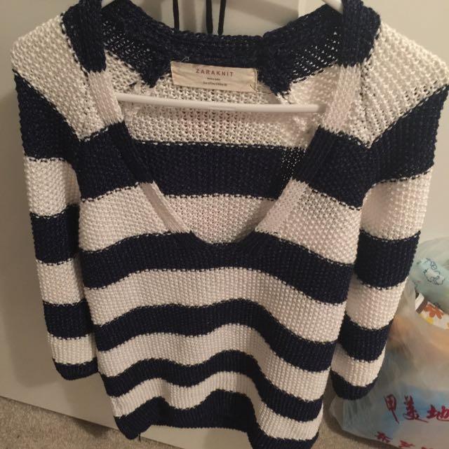 Brand New Zara Knit Without Tag