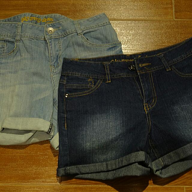 Cache Cache Jeans Shorts / Hot Pants / Hotpants