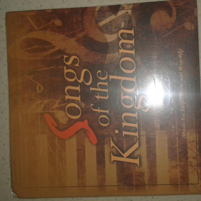 CD Songs Of The Kingdom
