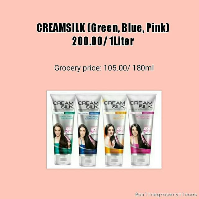 Creamsilk Conditioner 1 Liter