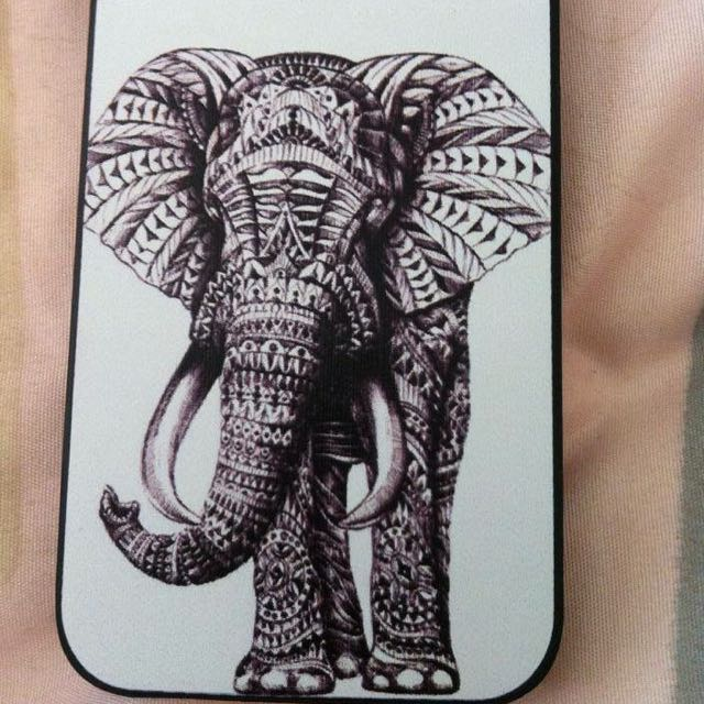 UNIQUE Elephant iPhone Case