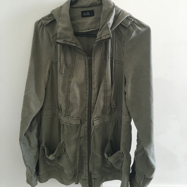 Dotti Military Jacket