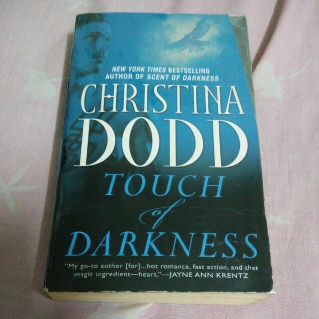 [English] Touch of Darkness