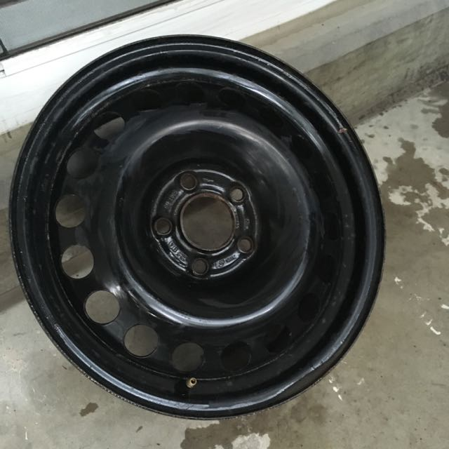 Four GM Rims! 16inch