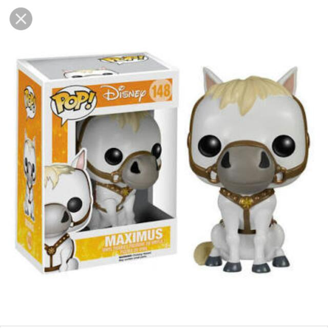 Funko Pop Vinyl Tangled Disney Maximus