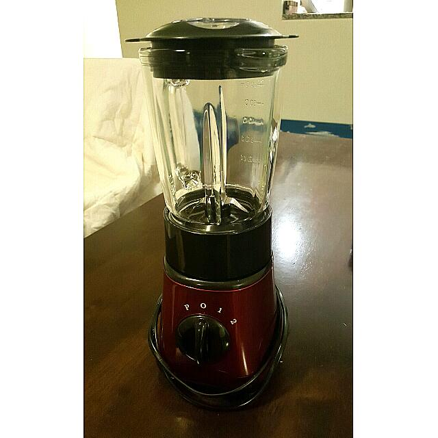 Glass Jug Blender 600ml