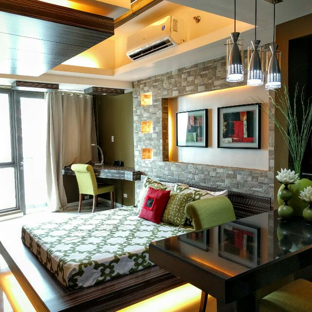 Gorgeous Studio In Makati For Rent