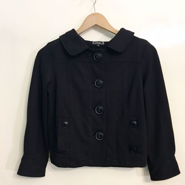 GUESS Button Up Coat