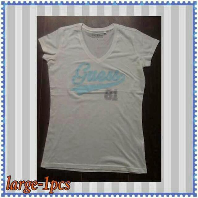 Guess Tees for Ladies #jollibee
