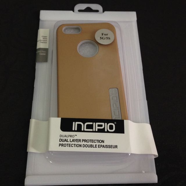 Incipio Dual Pro Case For iPhone 5 5S Se