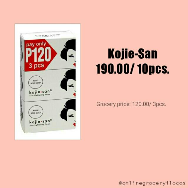 Kojie-San 10pcs.