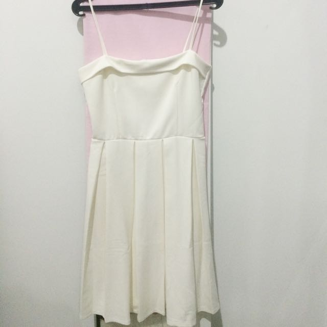 le bijou white dress