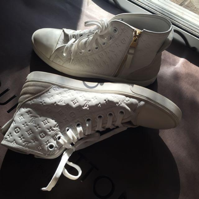Louis Vuitton Punchy Sneaker