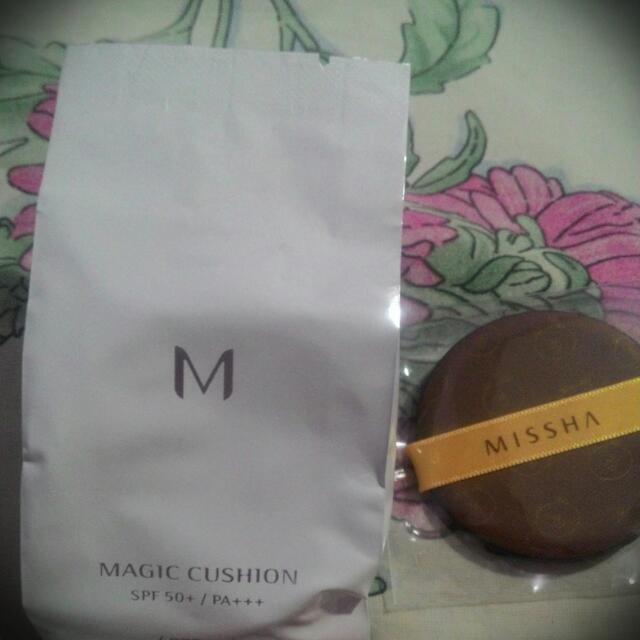 Missha Magic Cushion Line Version BROWN