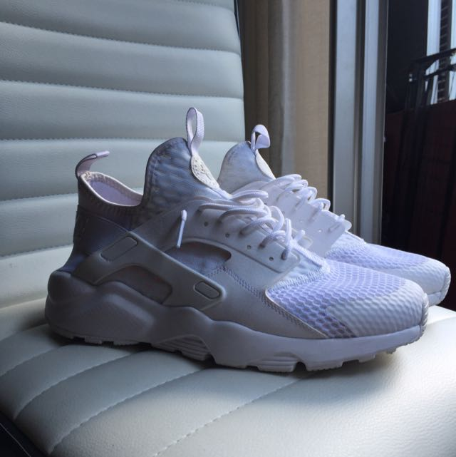 Nike Huarache Breathe Triple White