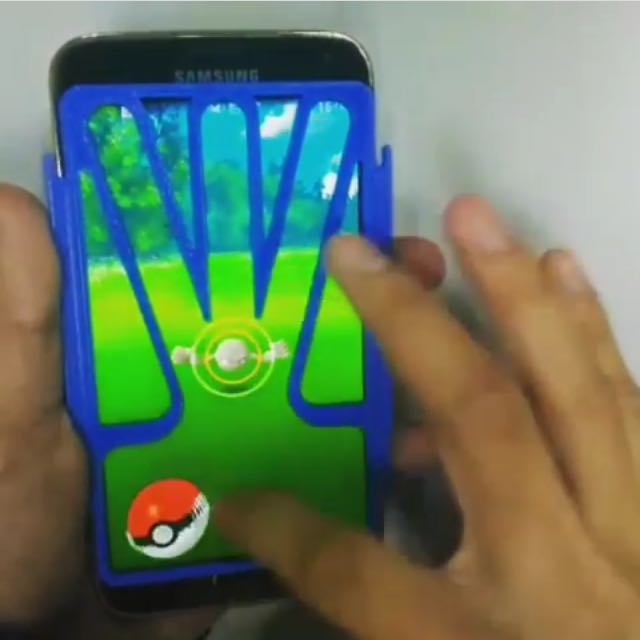 pokemon go how to curve ball