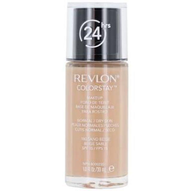 Revlon Colorstay Foundation Normal To Dry Skin Sand Beige