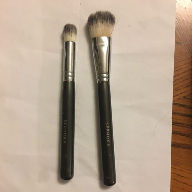 Sephora Airbrush Brushes