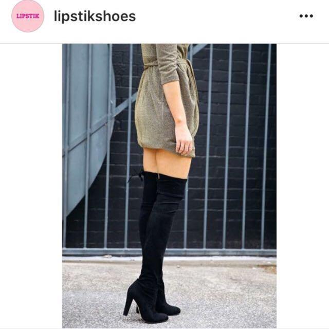 Skarlett Lipstik Boots New