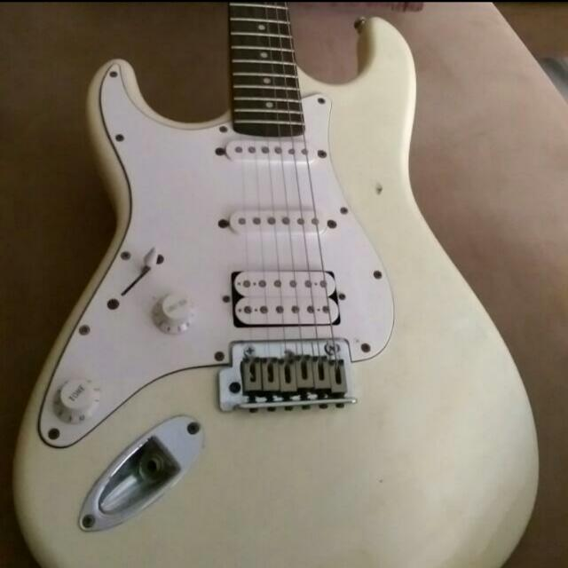 Smash Left handed Electric guitar