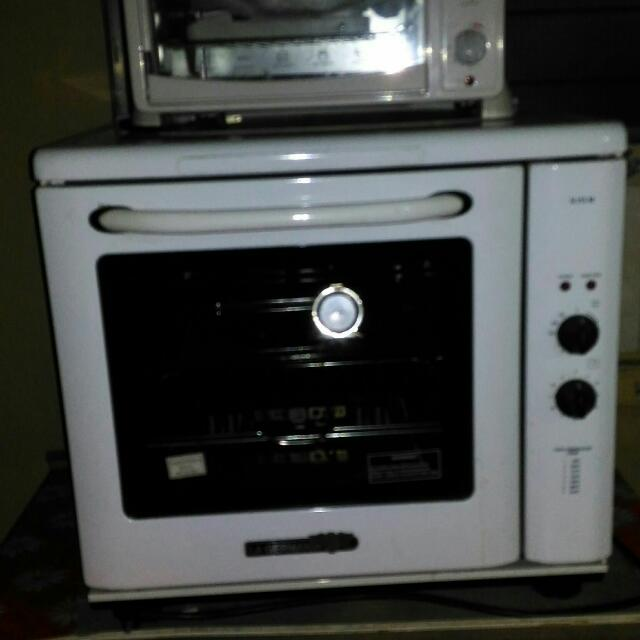 STANDARD SIZE OVEN & REF
