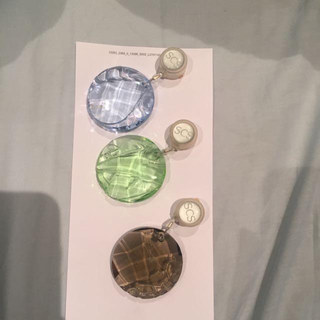 Swarovski Crystal Hangers