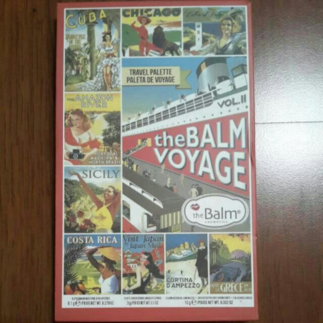 The Balm Voyage VOL. II