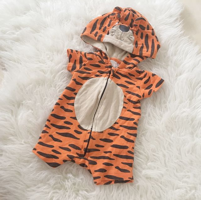 Tiger Outfit