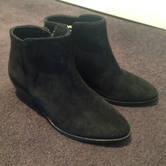 Tony Bianco Suede Leather Boots