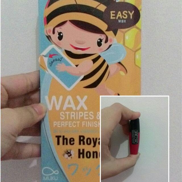 Wax Stripe Free Tonymoly Liptint