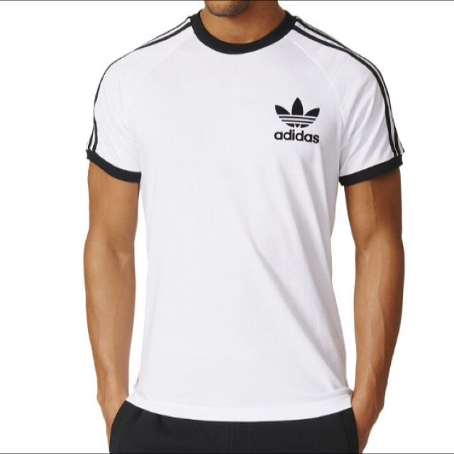 Looking For White Adidas Top
