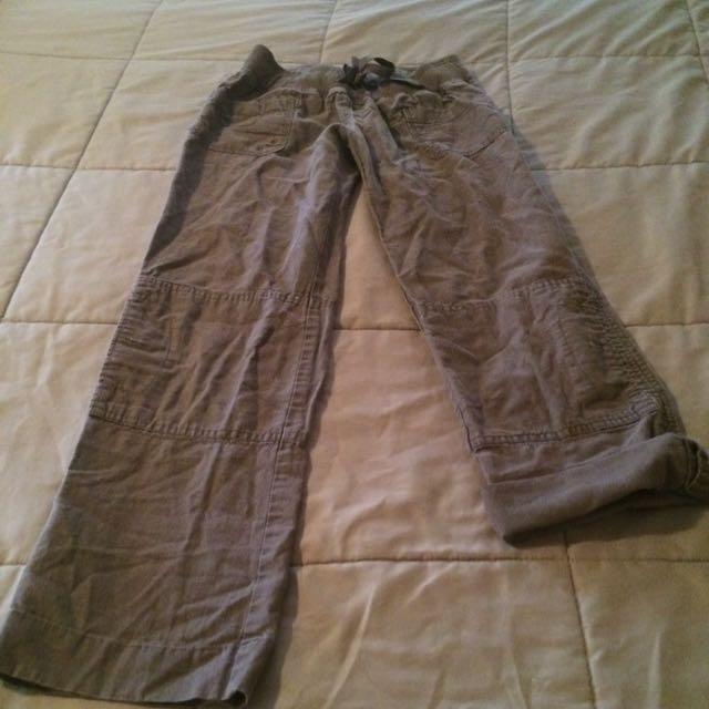 Women's Size 5 Pants/Capri