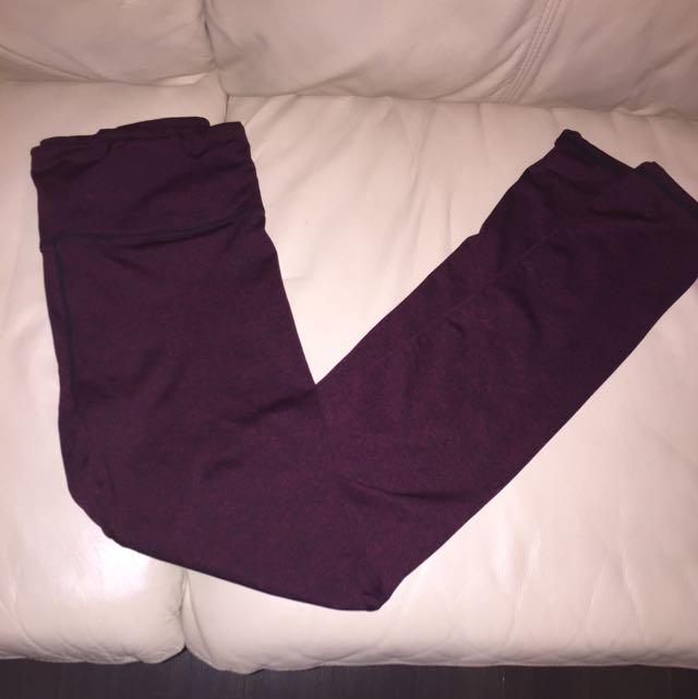 Yoga Pants Large