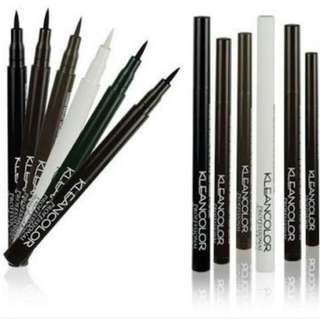 KLEANCOLOR PROFESSIONAL TATTO LIQUID EYELINER