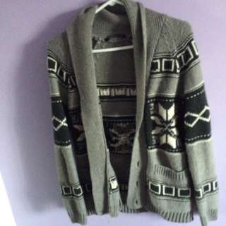 Bluenotes Patterned Sweater