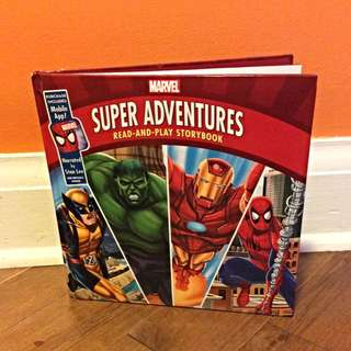Marvel Super Adventures